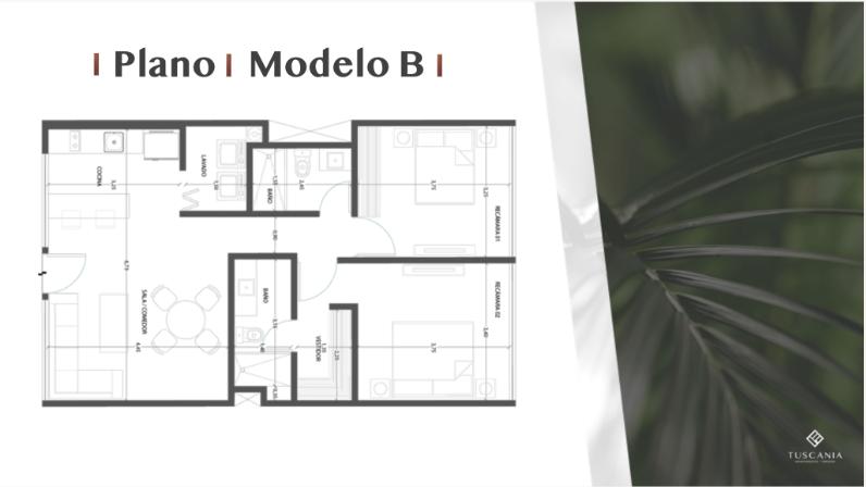 6 de 8: PLANO MODELO B