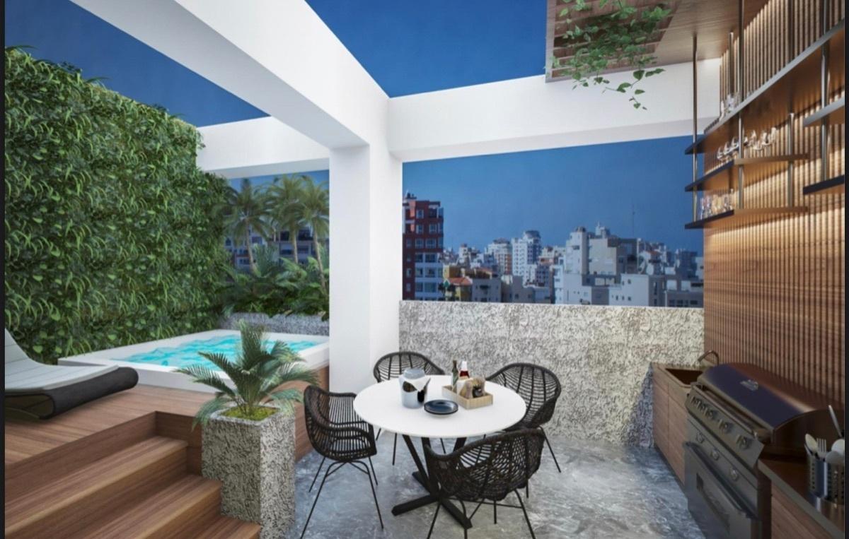 Apartamentos en Venta Ensanche Serrallés, Distrito Nacional