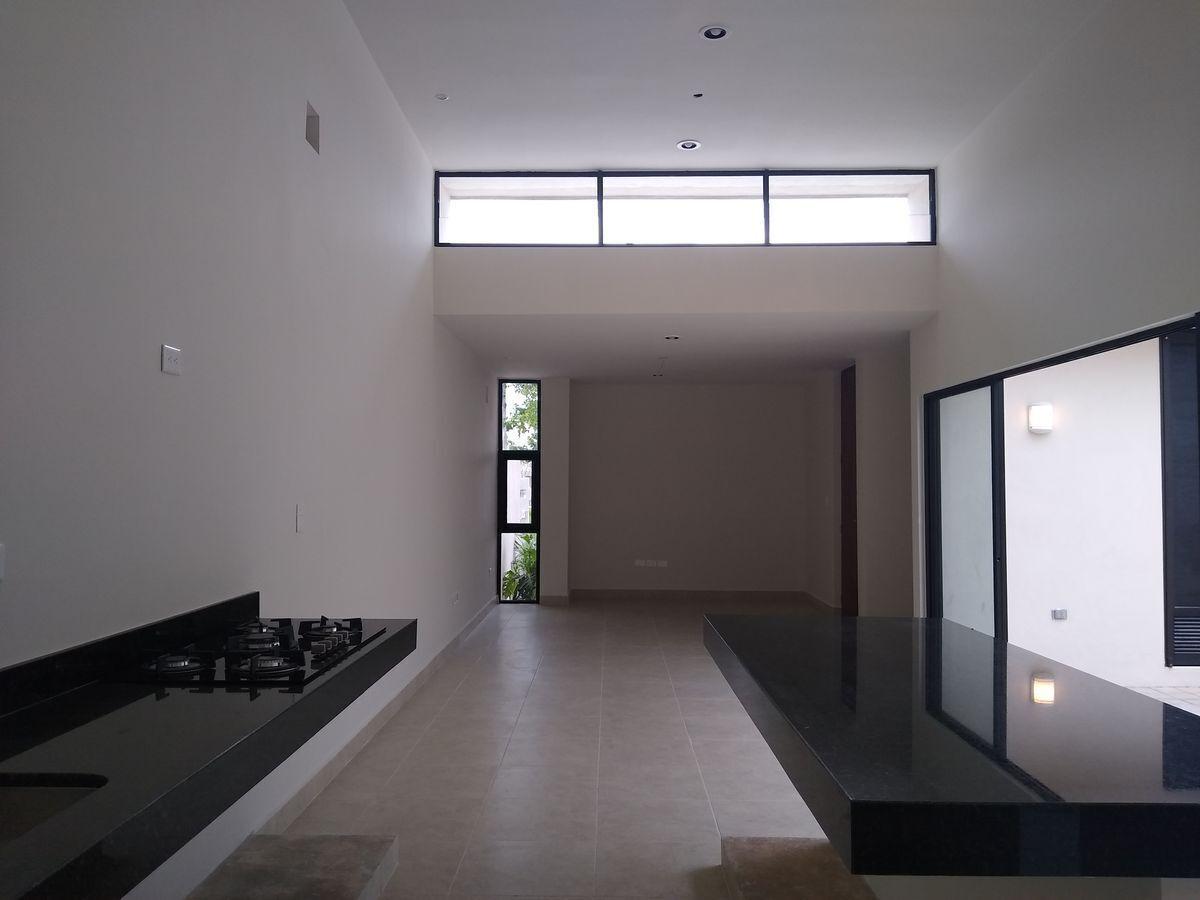 3 de 20: Casa en venta una planta Privada Canaria,Conkal Mérida Yucat