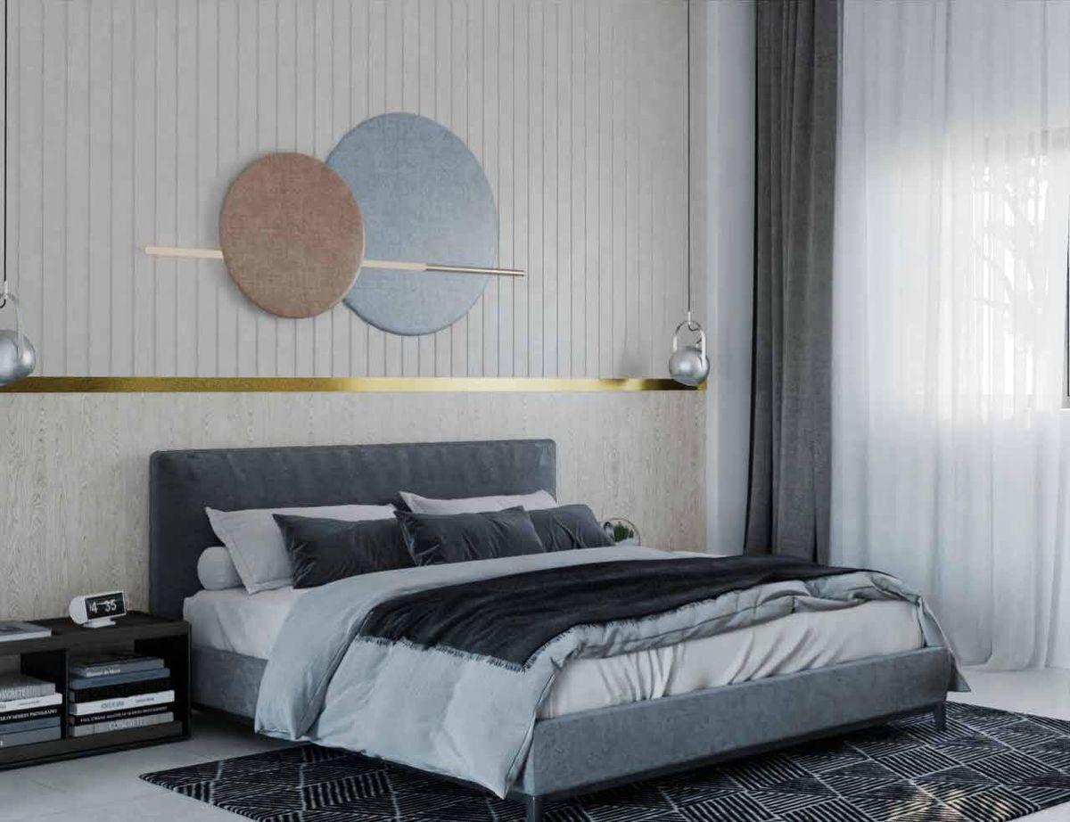 6 de 6: Dormitorio