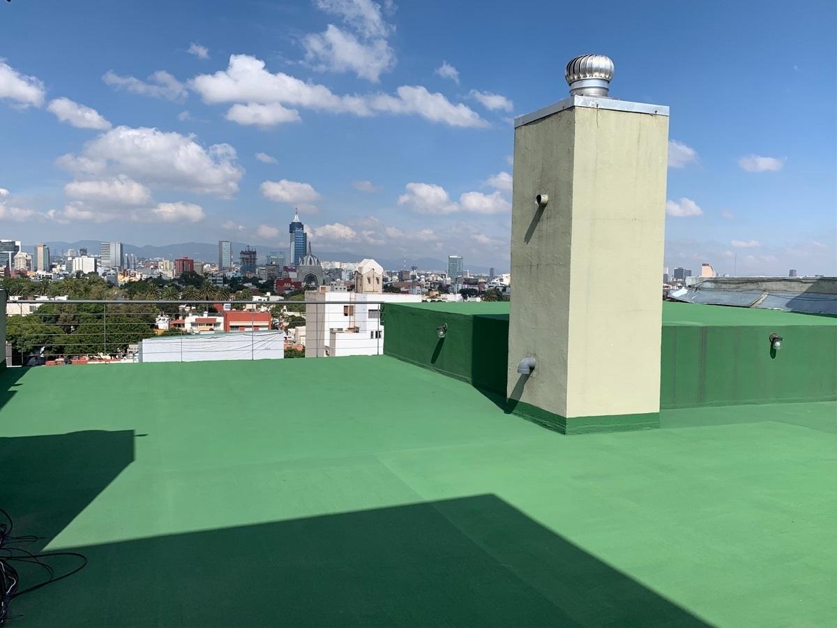 14 de 14: Roof Garden