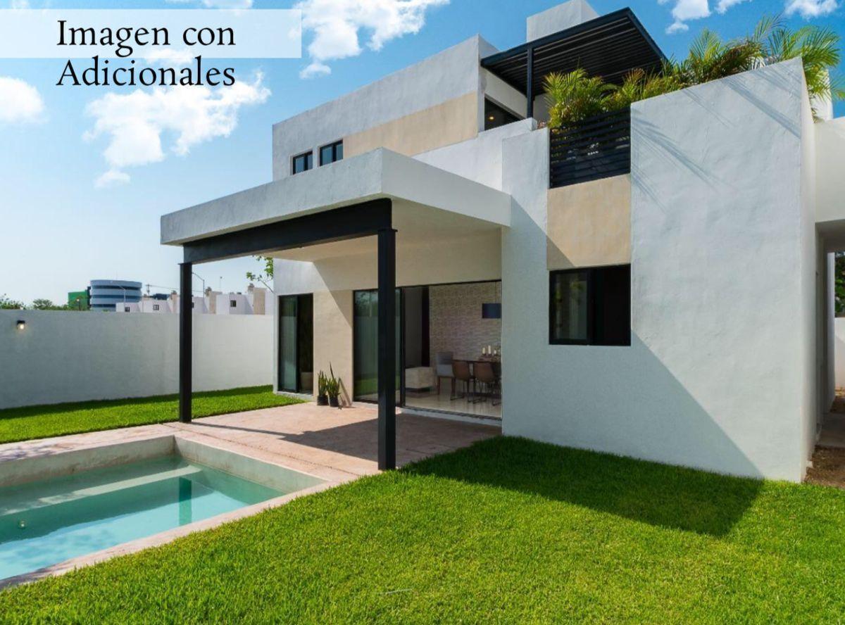 9 de 9: Opción a terraza techada y piscina con costo adicional