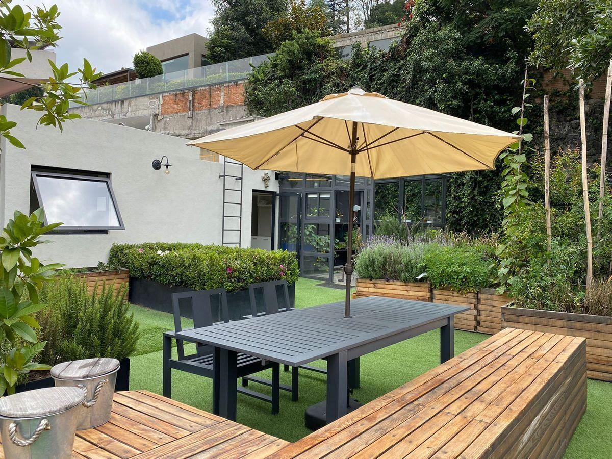 11 de 23: Roof garden