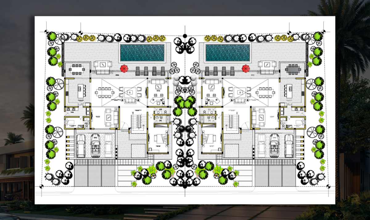 15 de 19: Planta Arquitectónica