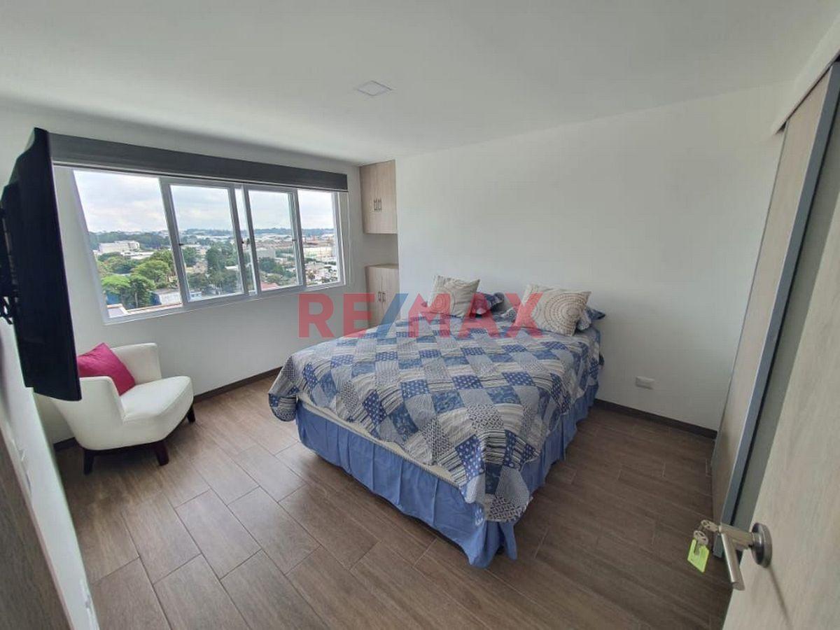 Remax real estate, Guatemala, Zona 12, Zona 12 Apartamento en Alquiler,  Edificio Vistares