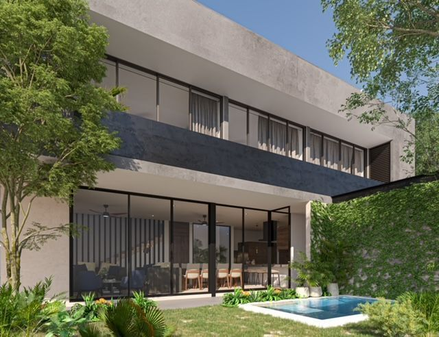 6 de 20: Casa en venta en privada Návita ,Santa Gertrudis Copo