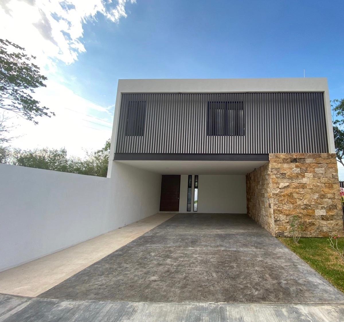 1 de 17: casa en venta en Temozon nueva en Merida, Yucatan,