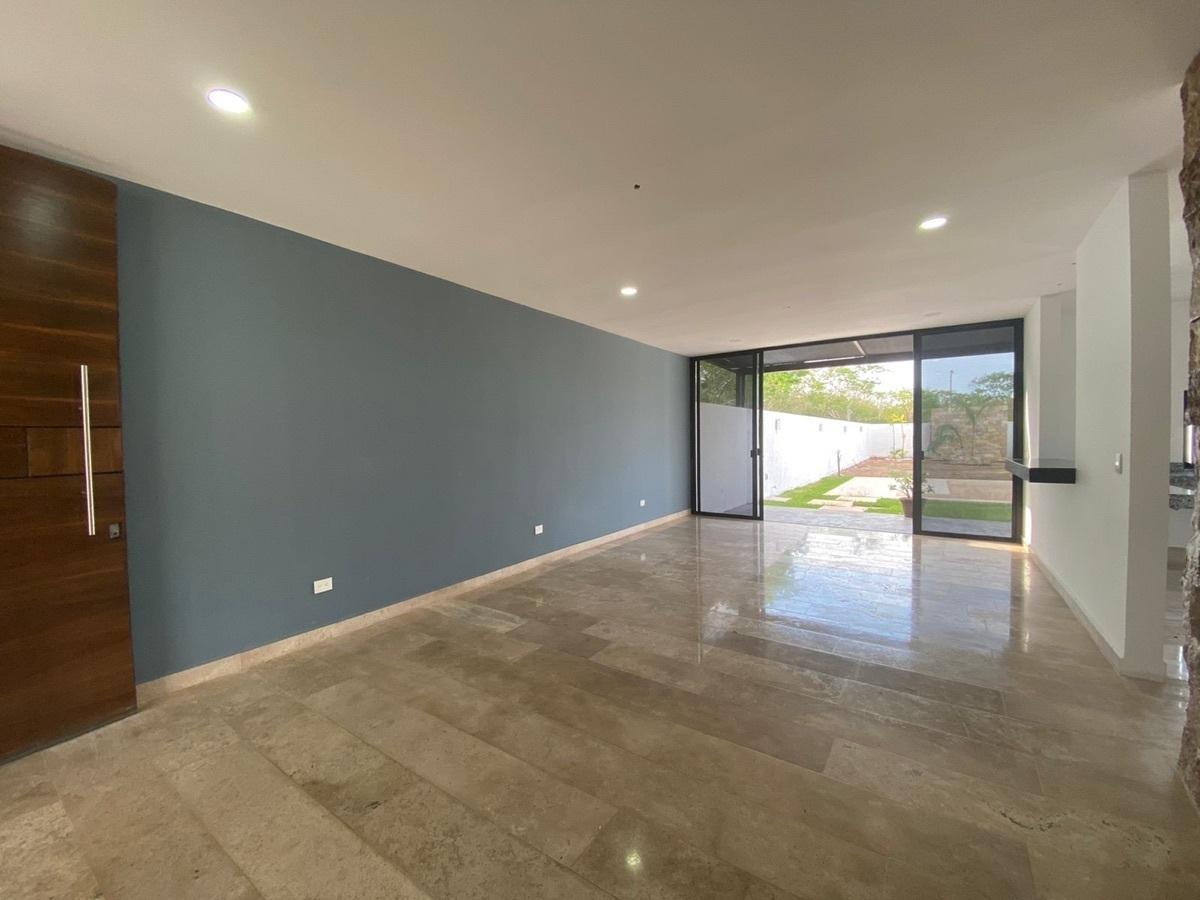 5 de 17: casa en venta en Temozon nueva en Merida, Yucatan,