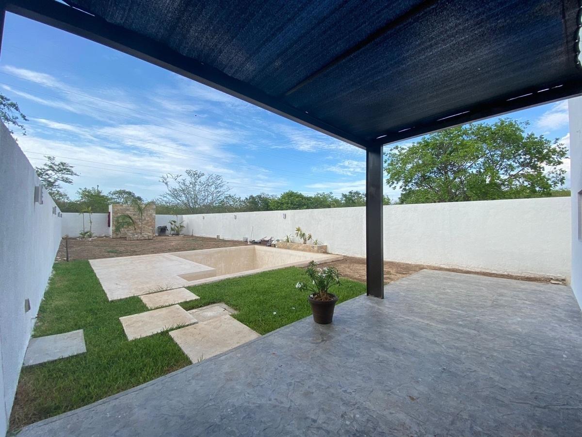 7 de 17: casa en venta en Temozon nueva en Merida, Yucatan,