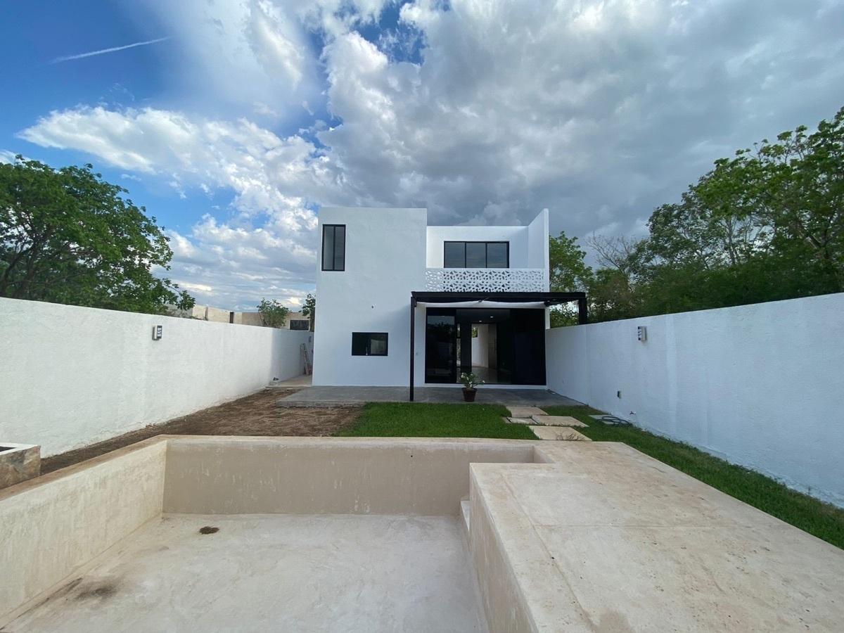 8 de 17: casa en venta en Temozon nueva en Merida, Yucatan,