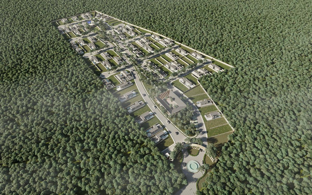9 de 12: Terreno en venta Lote en venta Mérida Chichén Realty