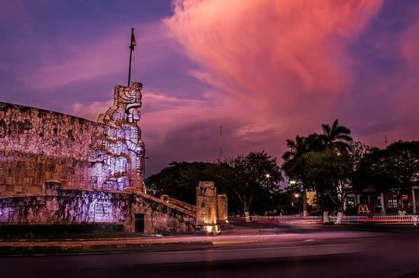 11 de 12: Terreno en venta Lote en venta Mérida Chichén Realty