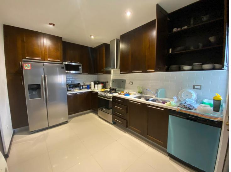 4 de 9: Vista de la cocina