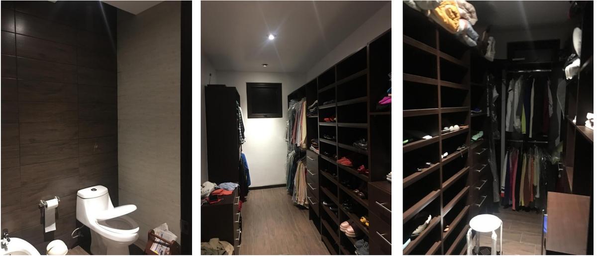 9 de 9: Baños y walking closets
