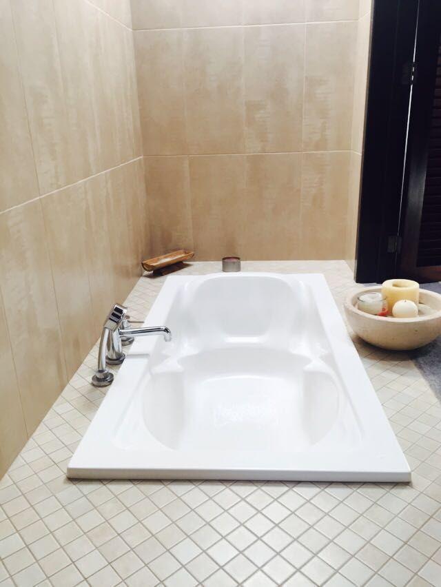 14 de 14: Baño con detalles de lujo