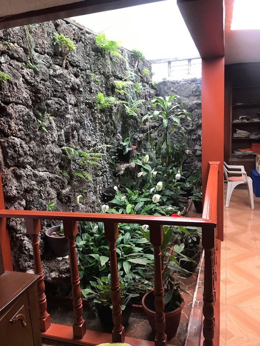 14 de 14: jardín interior
