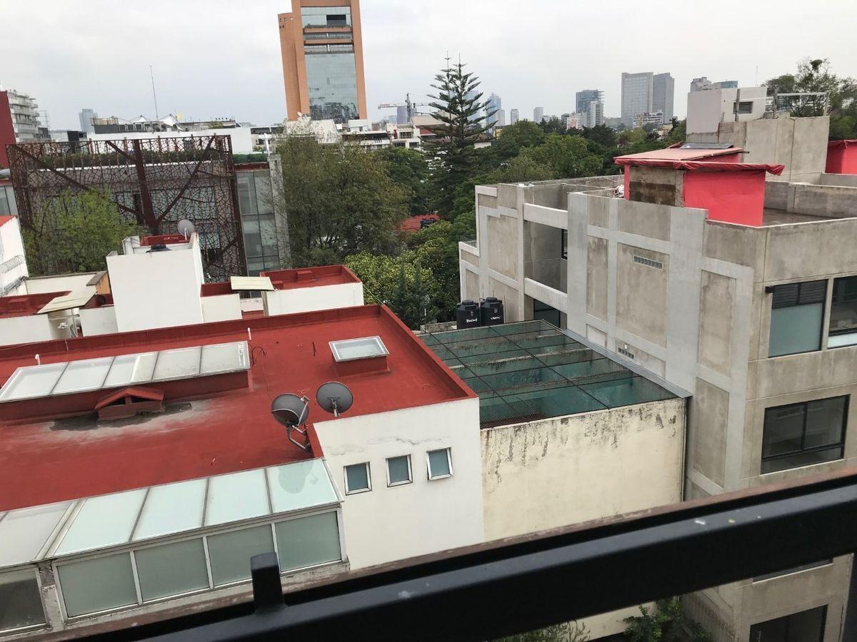 8 de 15: vista desde el balcón