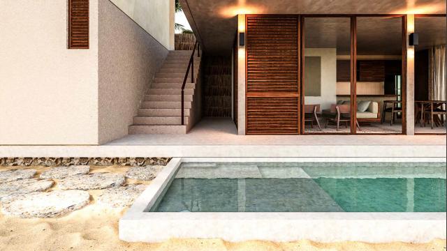 9 de 15: Casa en venta en villas Costera Chicxulub Puerto,Mérida Yuca