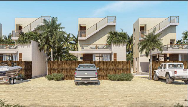 2 de 15: Casa en venta en villas Costera Chicxulub Puerto,Mérida Yuca