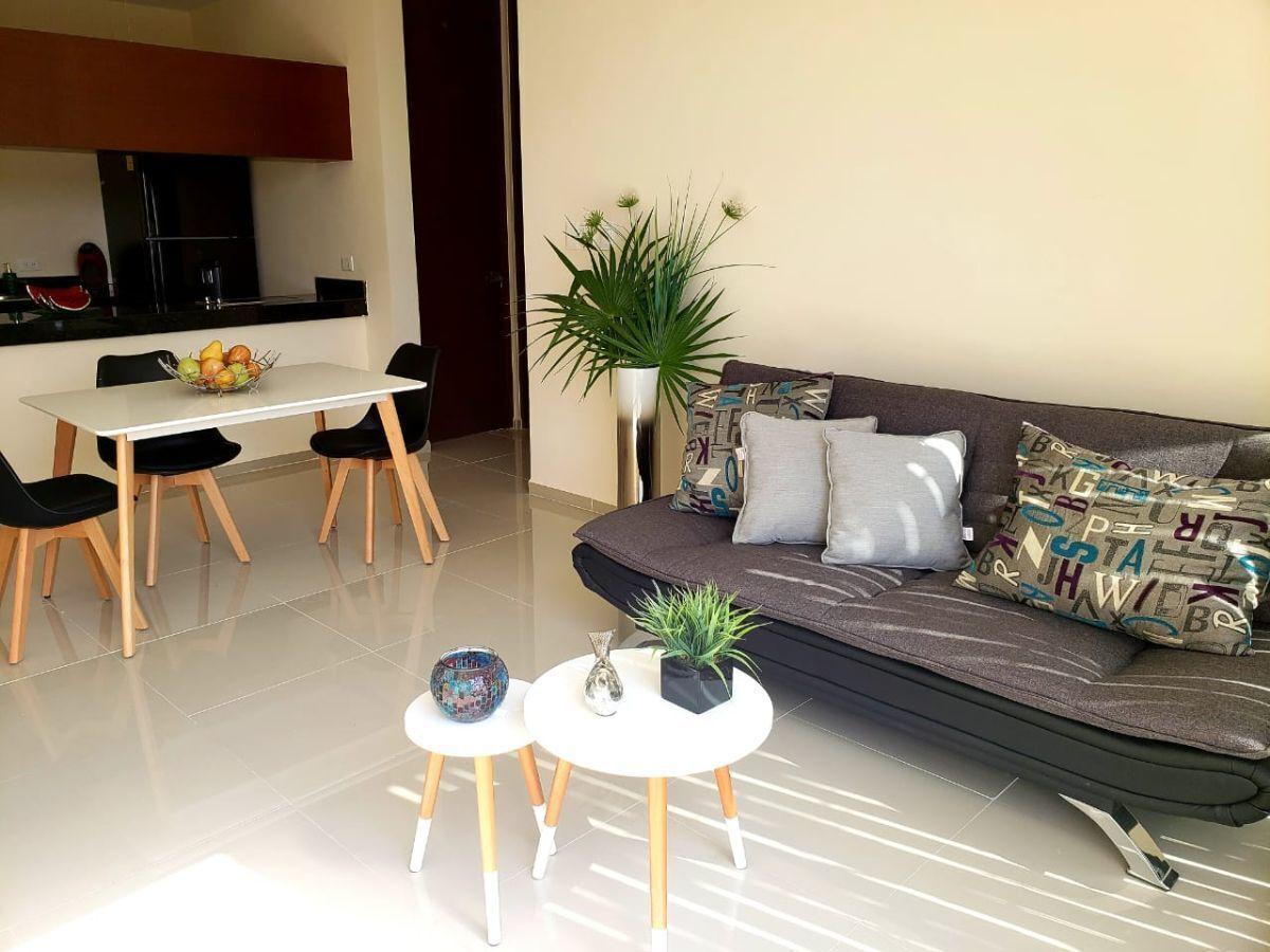 2 de 28: Departamento en Renta sin muebles Emerald Temozón, Mérida Yu