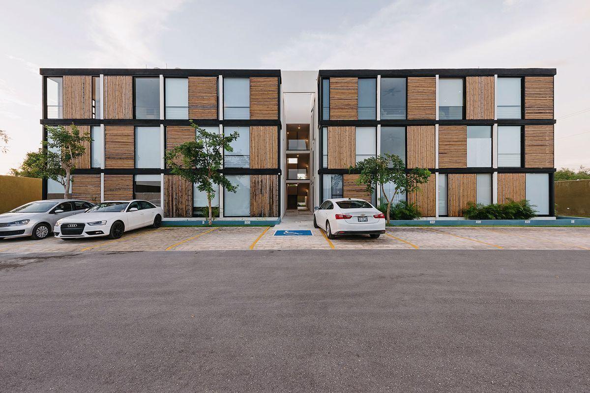 1 de 28: Departamento en Renta sin muebles Emerald Temozón, Mérida Yu