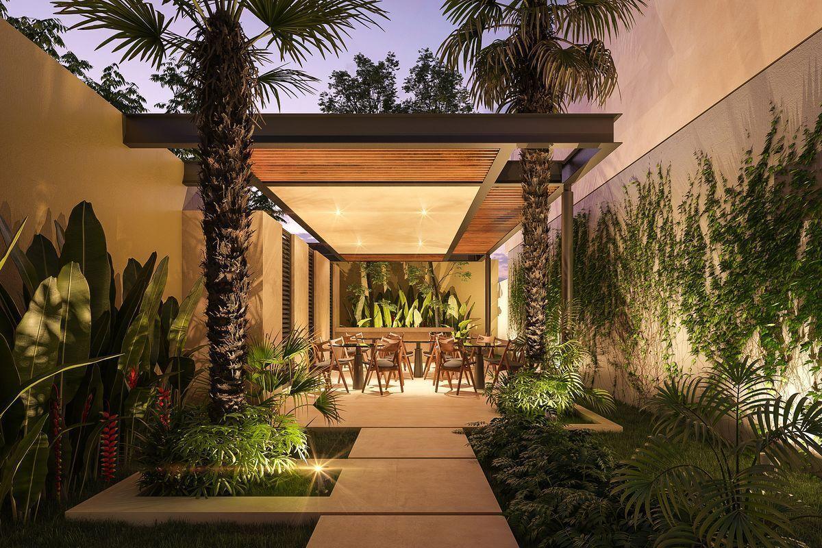 9 de 15: Casa tipo Townhouse en venta en Temozon Norte Mérida Yucatán