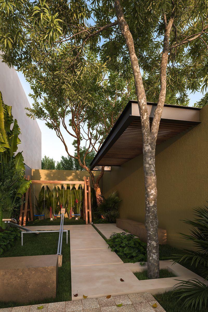 11 de 15: Casa tipo Townhouse en venta en Temozon Norte Mérida Yucatán