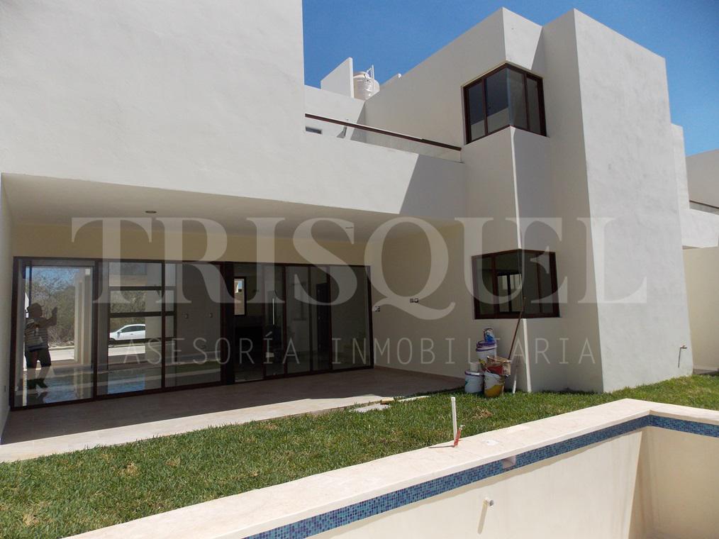 1 de 39: Casa en Venta en Privada Parque Natura, Sitpach,Mérida Yucat