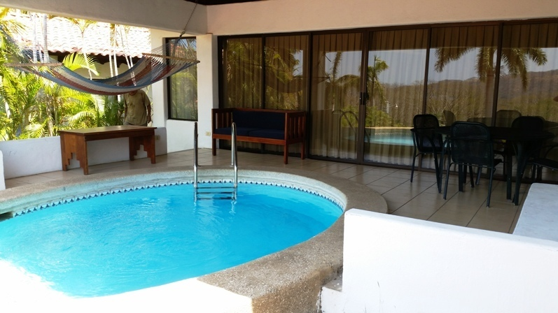 6 of 8: Private Pool
