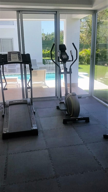 5 de 13: Mini Gym