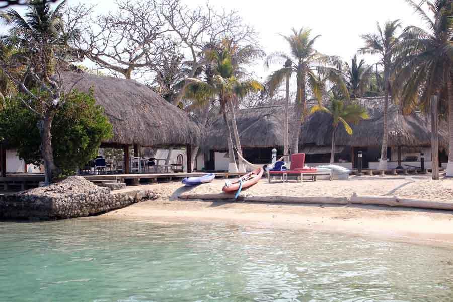 4 de 10: playa privada