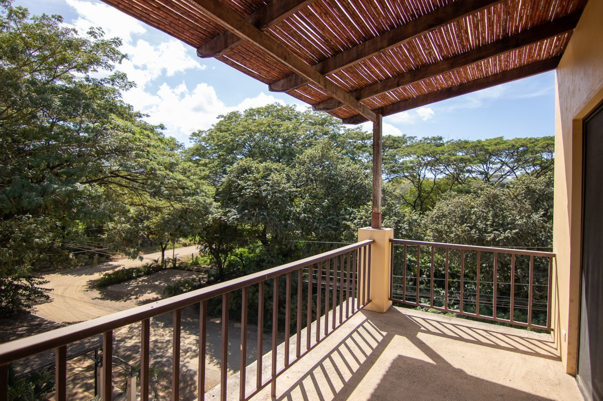 17 of 19: Private balcony