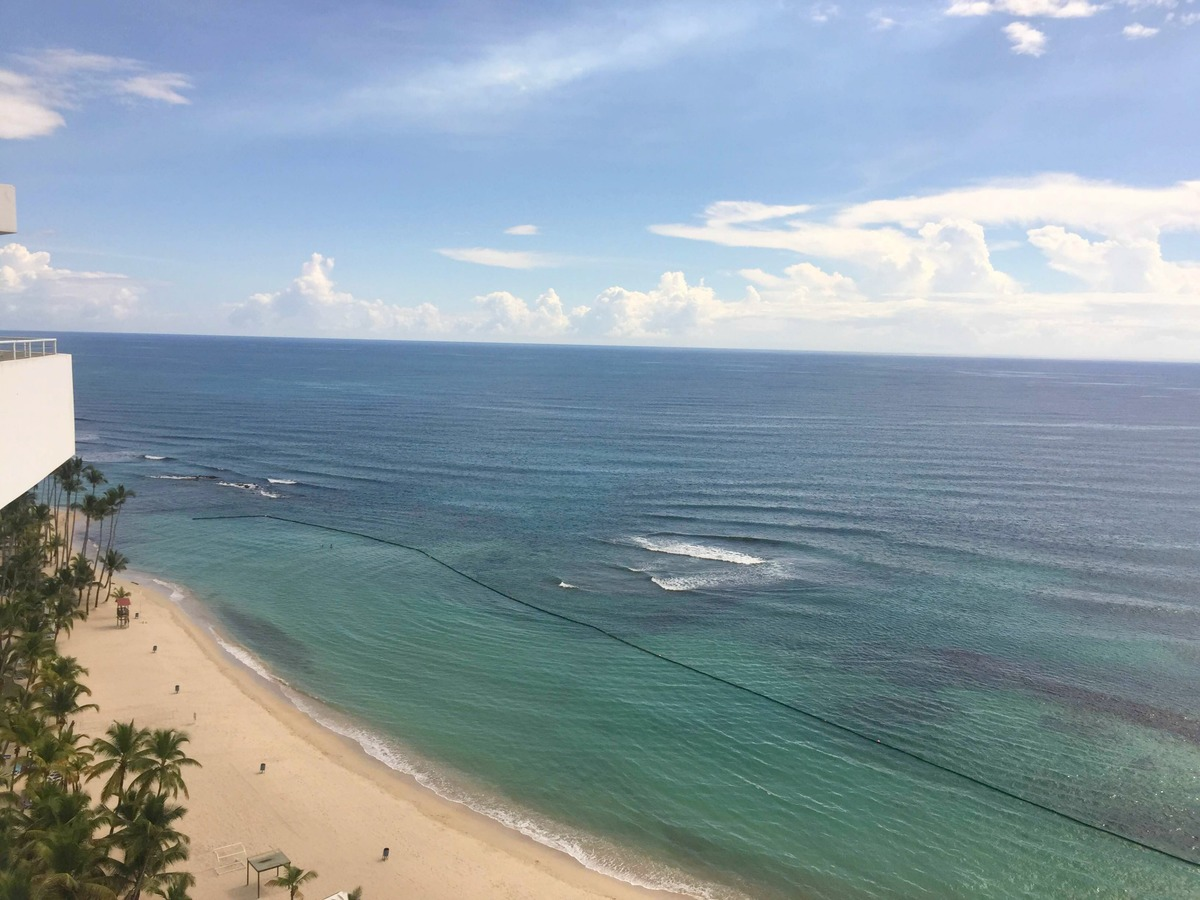 30 de 35: Vista al Mar desde Terraza