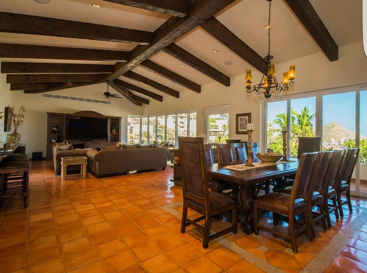14 de 20: Living and Dinning Room