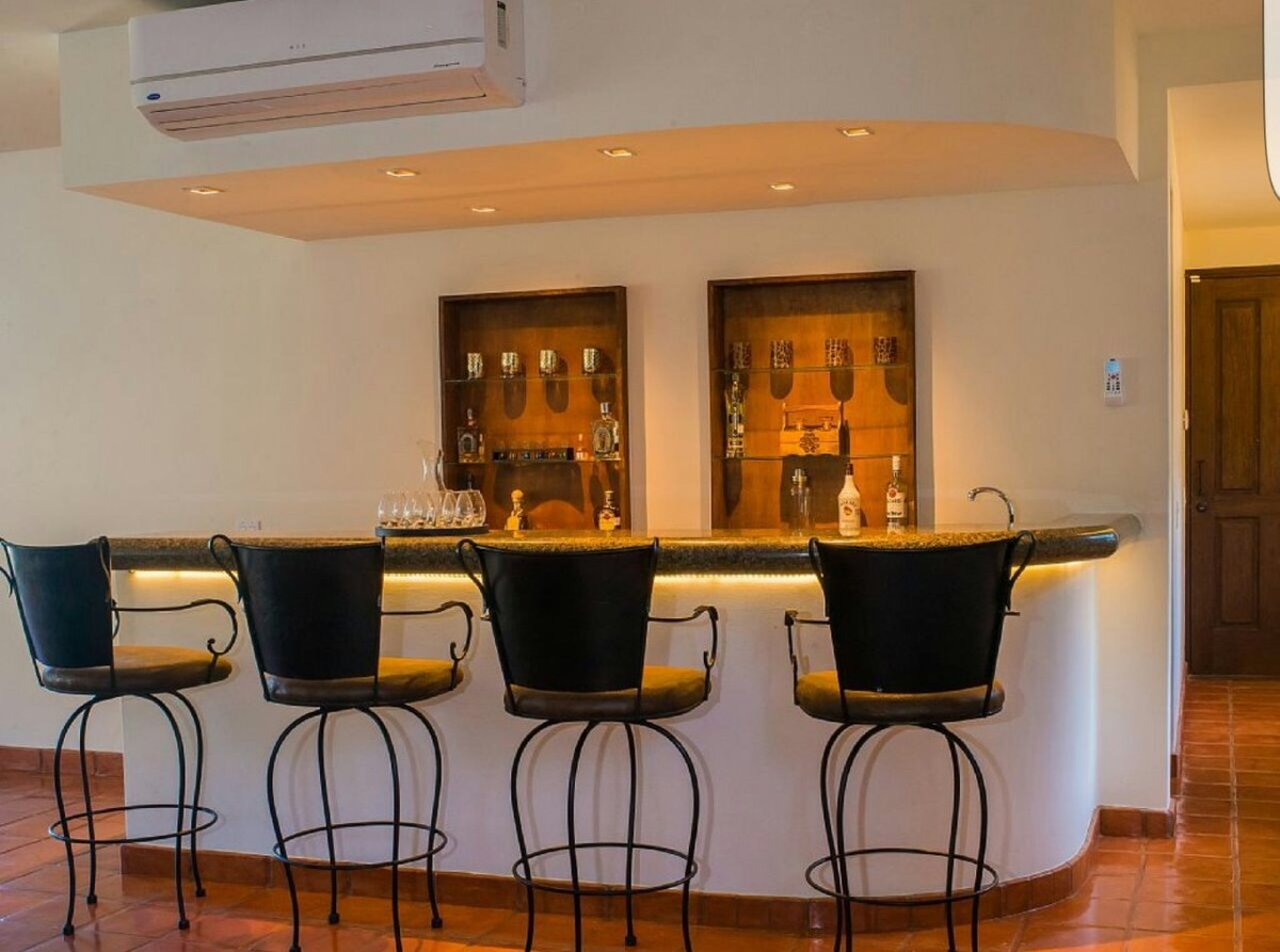 17 de 20: The bar at the game room
