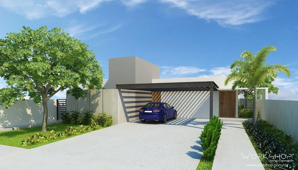1 de 33: Vista posterior del Garage