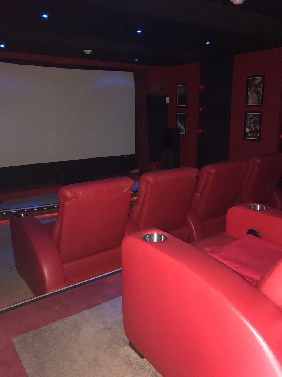 8 de 15: Sala de Cine