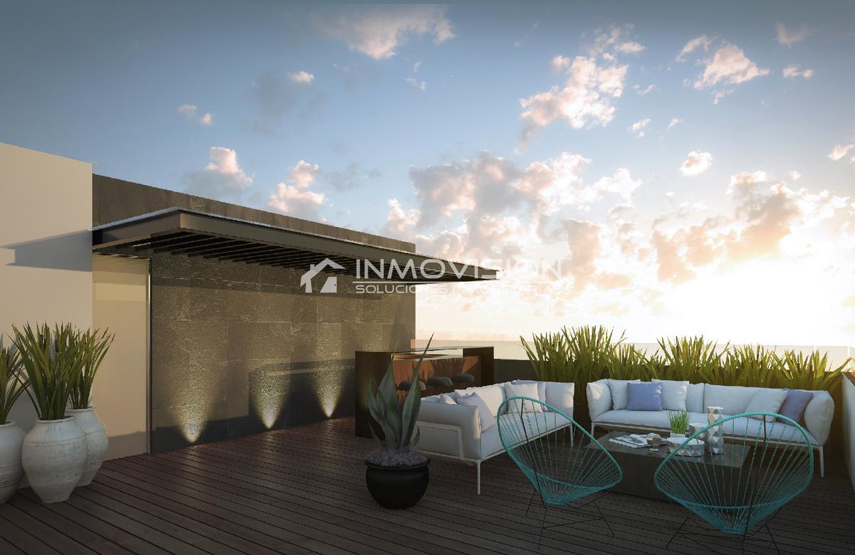 29 de 31: Roof Garden Privado con una superficie de 60m²