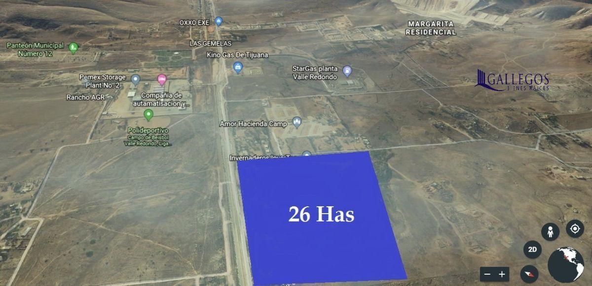 6 de 9:  señalamiento del terreno
