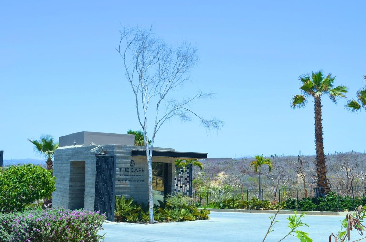 44 de 44: The Cape entrance, next to Misiones