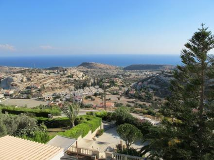 9 of 41: view from villa