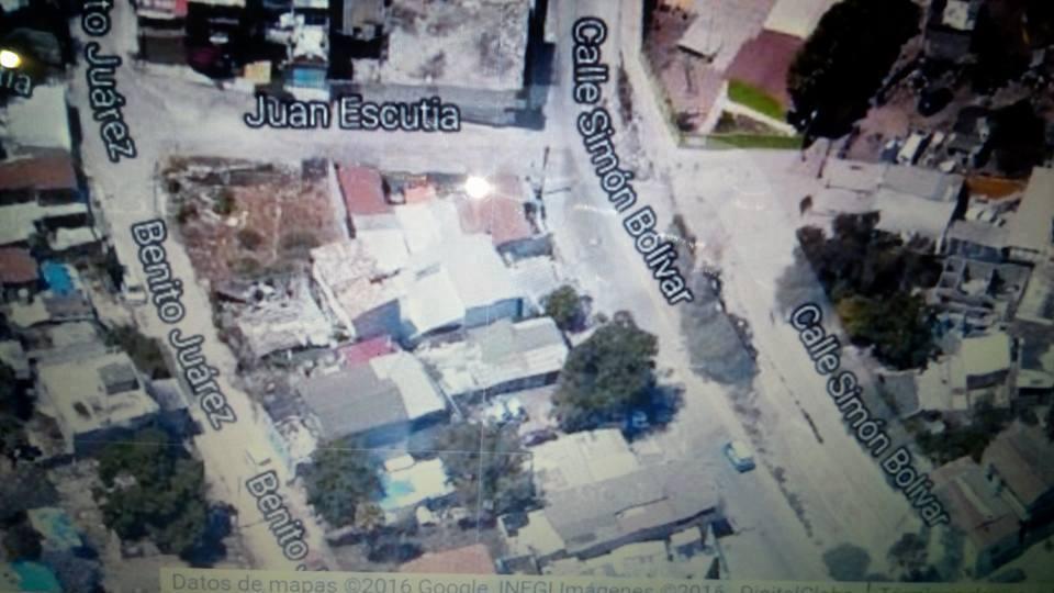 6 de 7: en esquina de bennito juarez con juan escutia