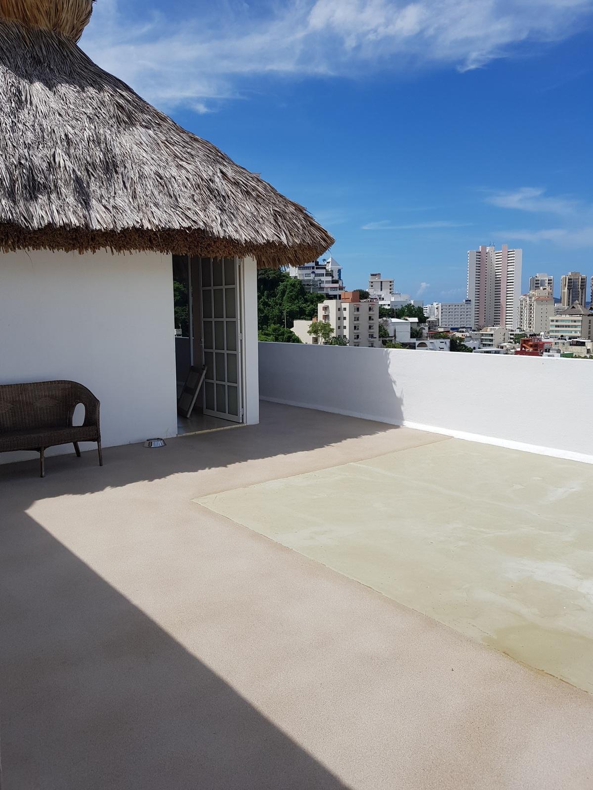 24 de 32: roof garden-2do. Nivel.