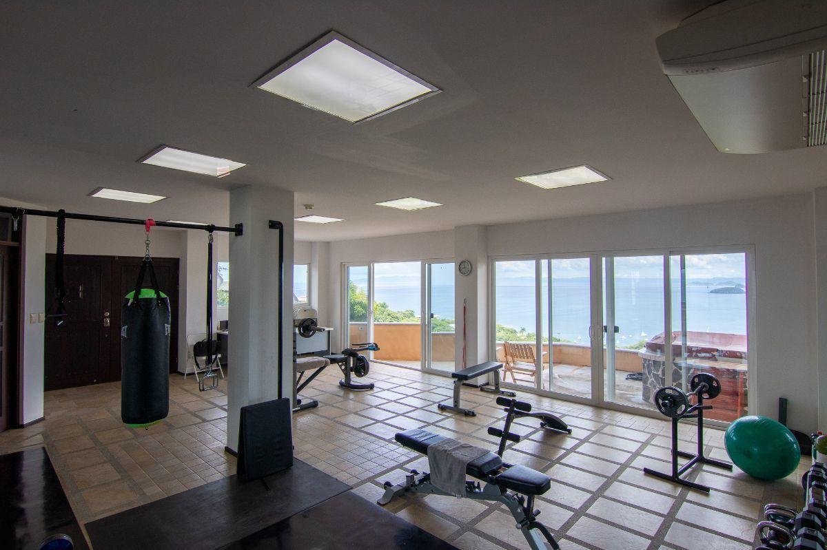 22 of 25: Ocean view Community Gym