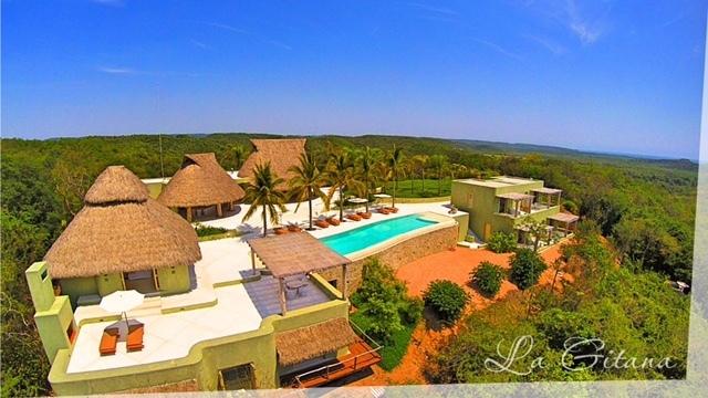 1 de 24: vista aerea de la residencia