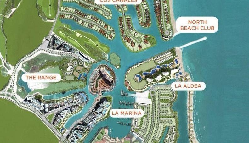 3 de 5: venta terreno puerto cancun