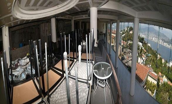 5 de 20: edificio adaptado para restaurantes, disco, bares