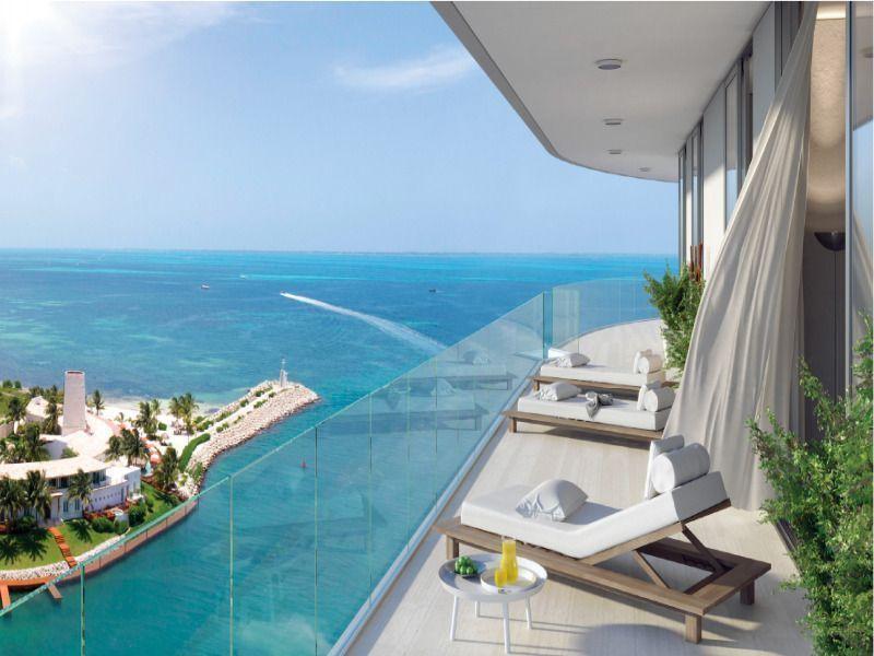 5 de 12: terraza con vistas panoramicas