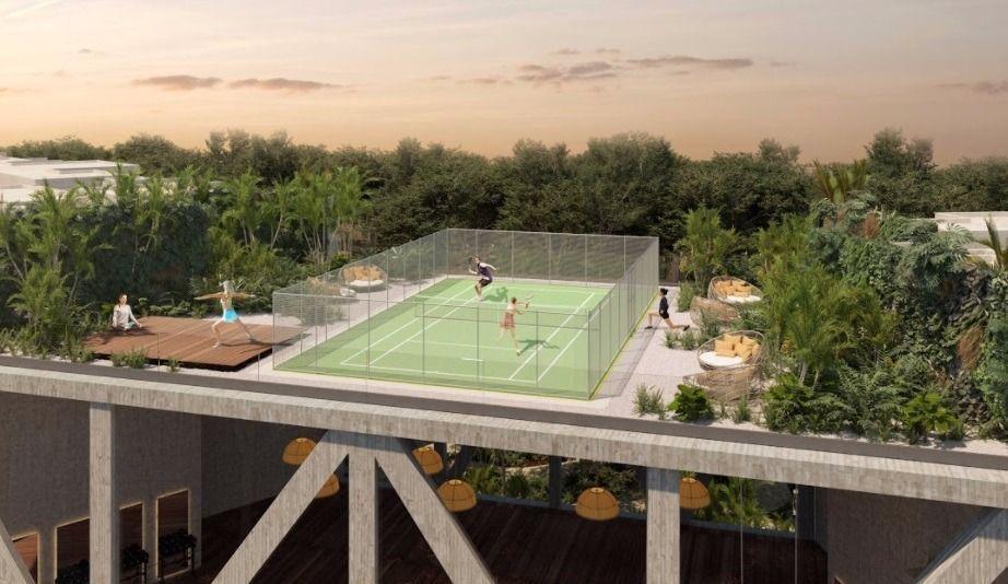 8 de 29: cancha de tenis