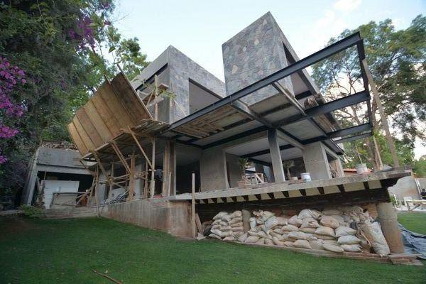1 de 26: Casa en construccion avandaro mexico